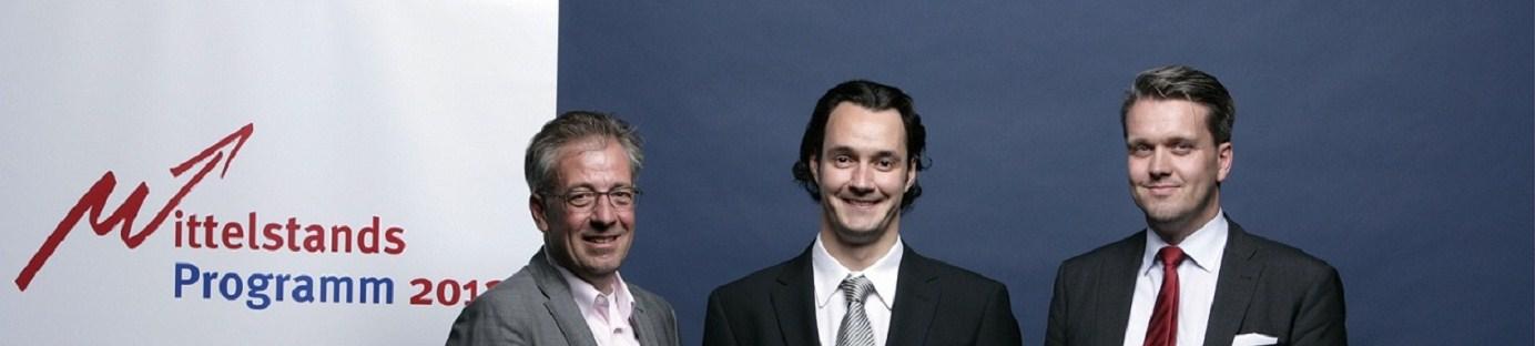 MMM Consulting GmbH überreicht Compliance-Tool ProGuide an Preisträger des Mittelstandsprogramms