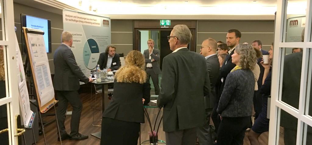 "Round Table Session: ""Profiling im Multichannel Marketing Kontext"""
